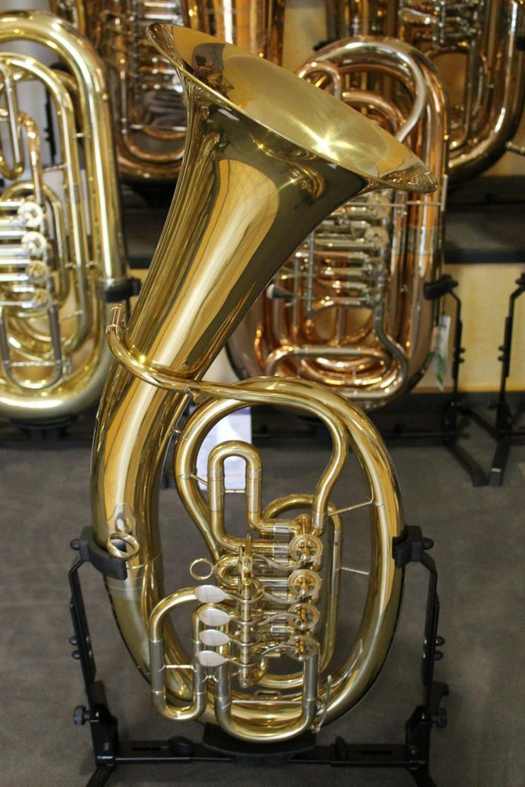 Deutsches Bariton 4 Ventile inkl. Koffer - Blasinstrumente - Bild 1