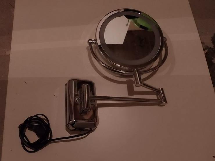 Bild 2: Bad, Kosmetikspiegel