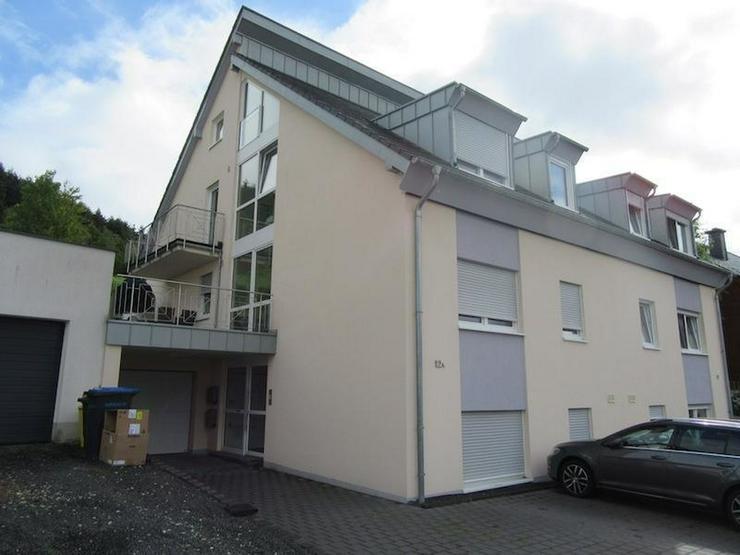 Modern - Hell - Naturnah: Wohnung mit Appartement im Neubaugebiet von Mertesdorf