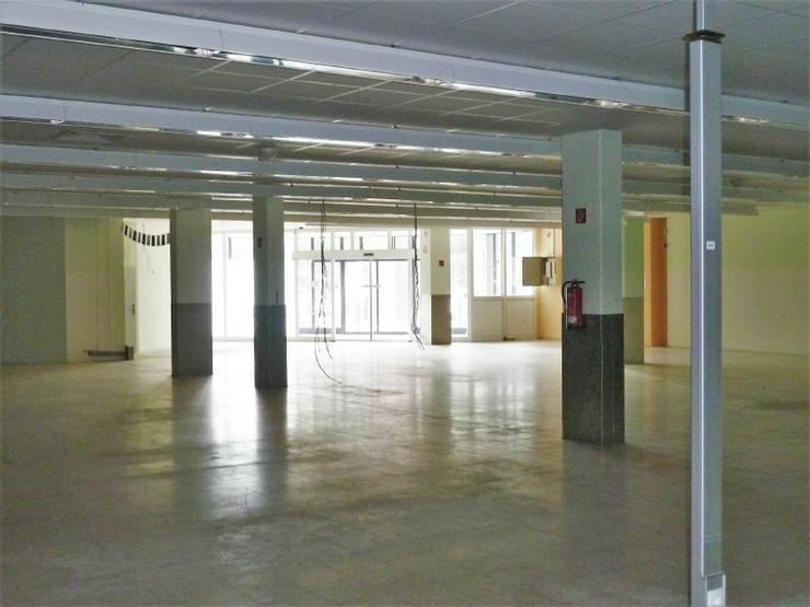 Bild 4: Einzelhandel oder Dienstleistung im Wohngebiet mit 37 Stellplätzen