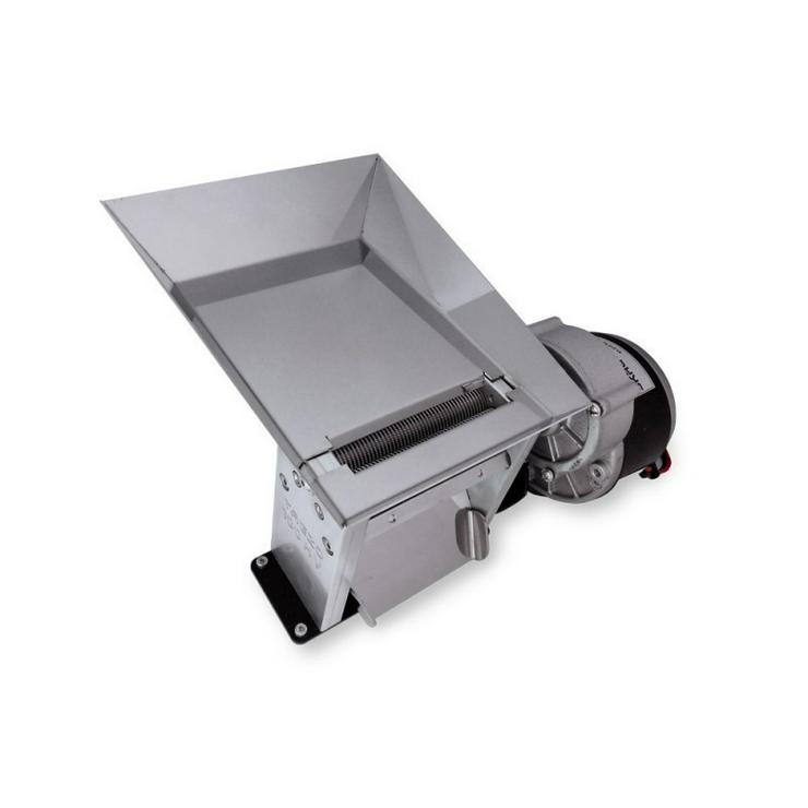 Bild 3: Elektrische Papierchneidemaschine TREZO