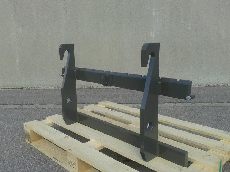 Gabelzinkenträger Radlader Frontlader Traktor - Weitere - Bild 1