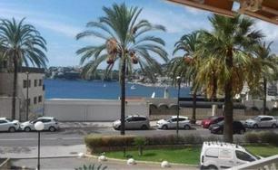 KAUF: Meerblick-Wohnung in Cala Major bei Palma