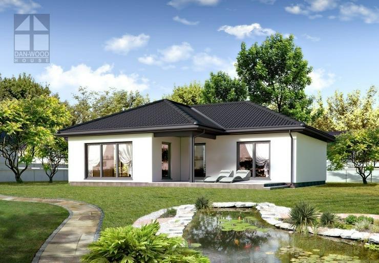 Anlageobjekt Fertighaus Ausbauhaus