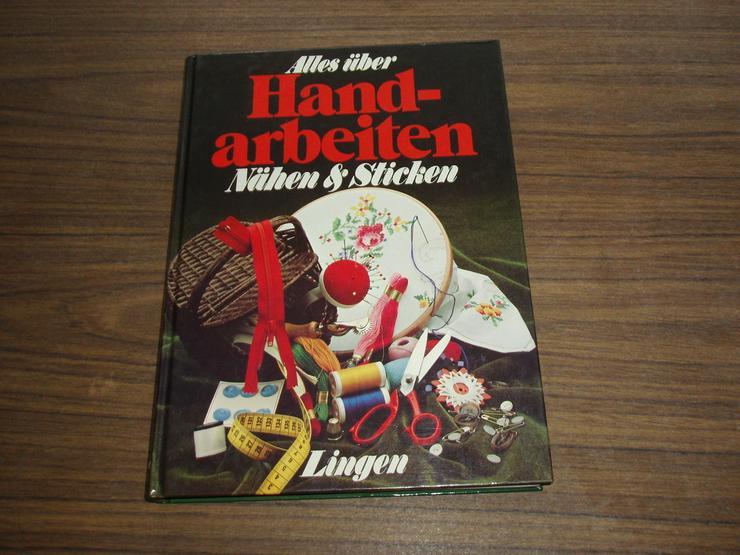 Handarbeiten Nähen und Sticken
