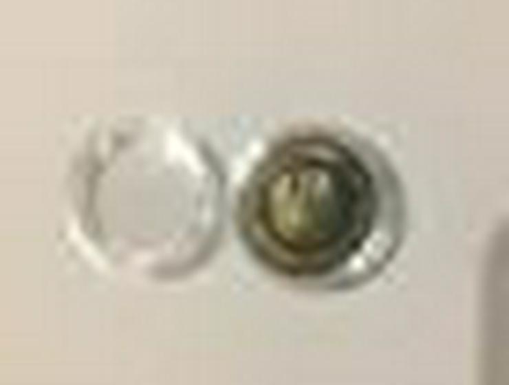 Bild 2: 10 Münzkapseln 27 mm, für 5 Euro Münzen