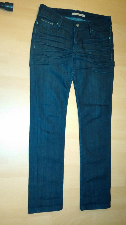 Damen Hose Jeans 5 Pocket Form Gr 40,31/34