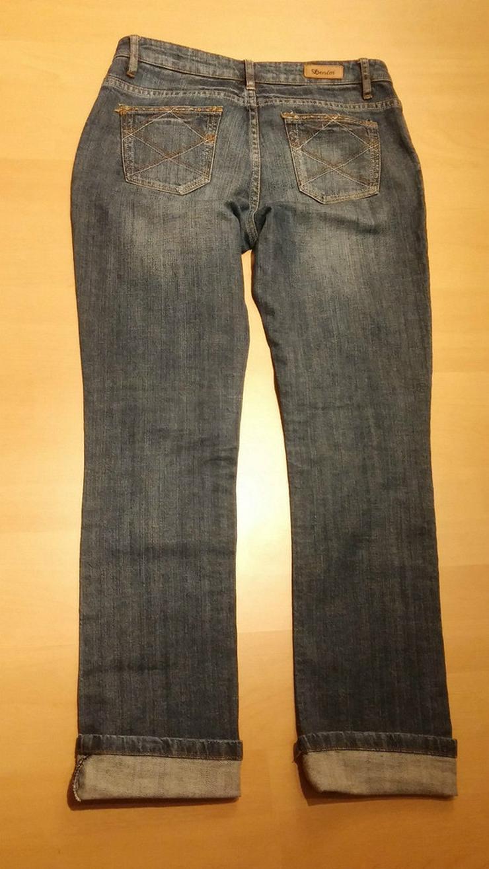 Bild 4: Damen Jeans Hose GLAMOUR Gr. 38 in Blau