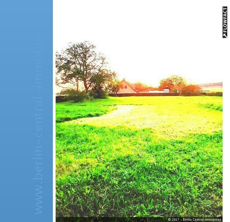 Auf dem Lande.... - Grundstück kaufen - Bild 1