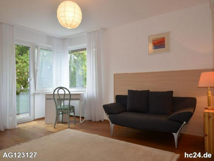 Helle 2-Zimmerwohnung, möbliert in Weil am Rhein - Bild 1