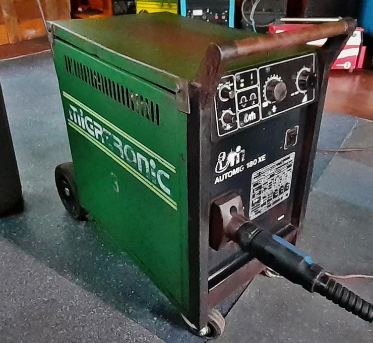 STS gebrauchtes-Schweißgerät MIG MAG 200A