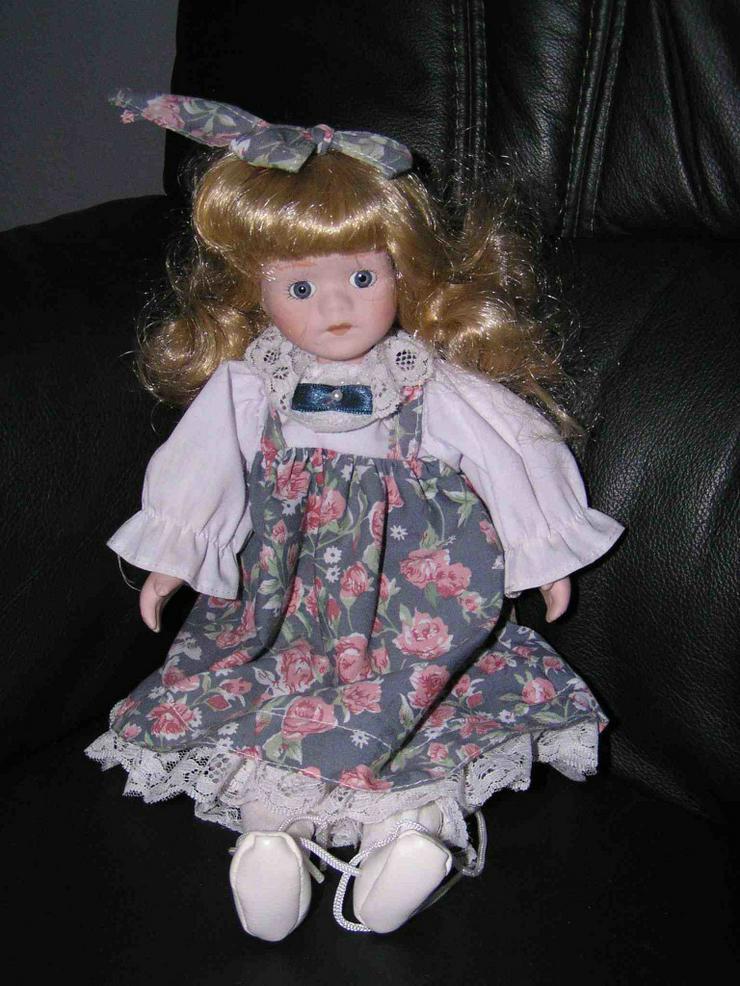 Bild 2: 5 Porzellan Puppen aus Omas Sammlung 29-45 cm