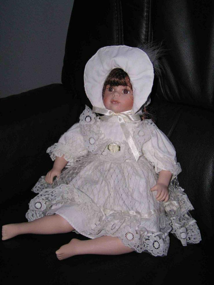 Bild 3: 5 Porzellan Puppen aus Omas Sammlung 29-45 cm