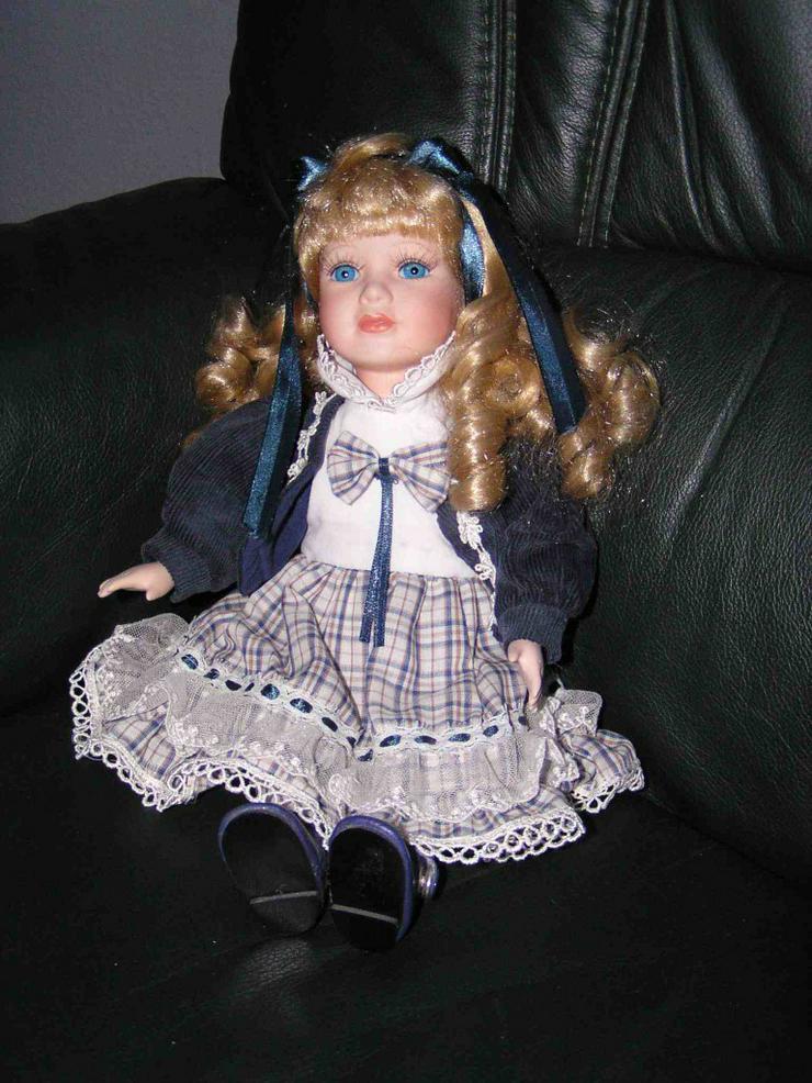 Bild 4: 5 Porzellan Puppen aus Omas Sammlung 29-45 cm