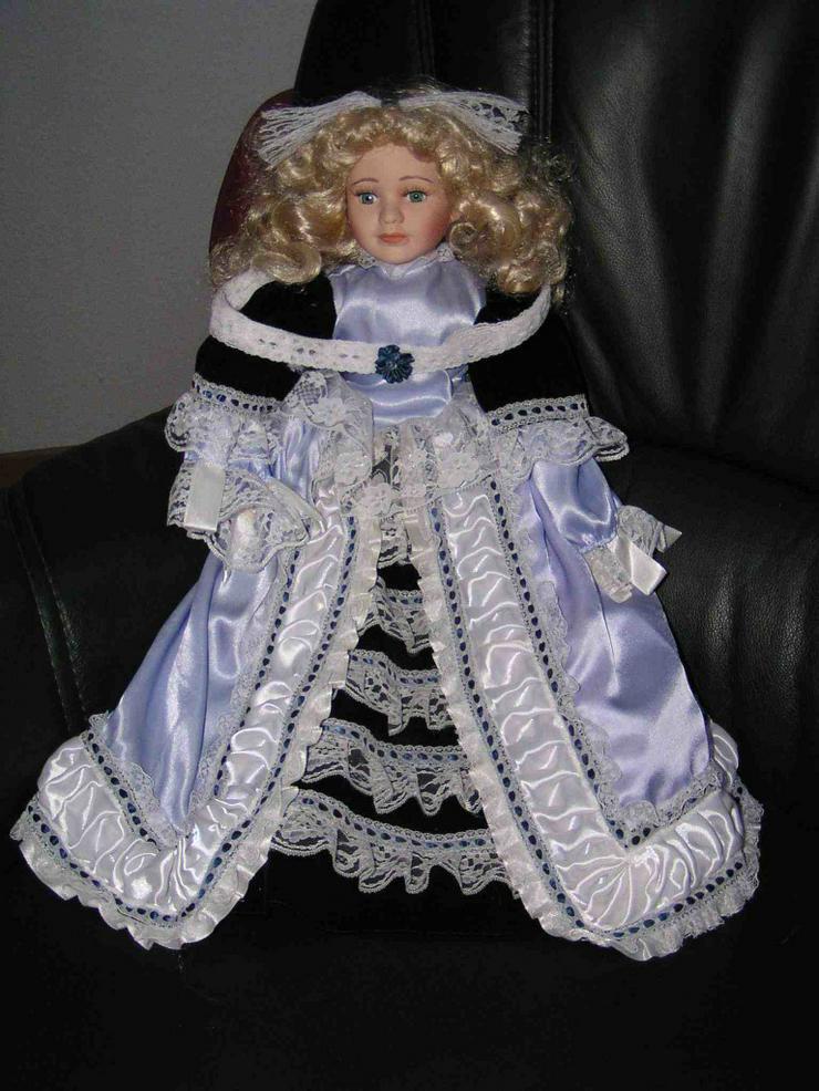 Bild 6: 5 Porzellan Puppen aus Omas Sammlung 29-45 cm