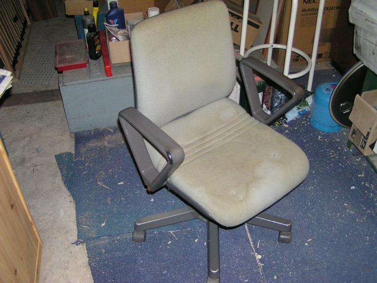 Schwerer Bürostuhl von Drabert