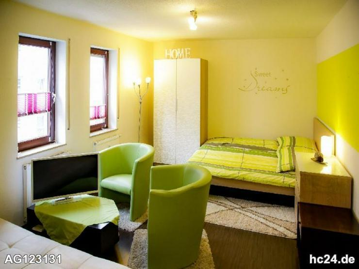 Moderne 1-Zimmer Wohnung in Lörrach, möbliert - Wohnen auf Zeit - Bild 1