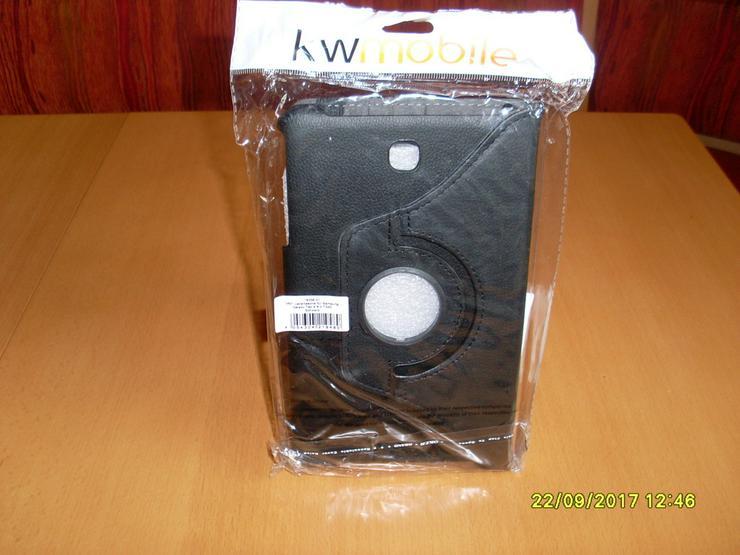 Ledertasche f. Samsung Tab 4 360 Grad