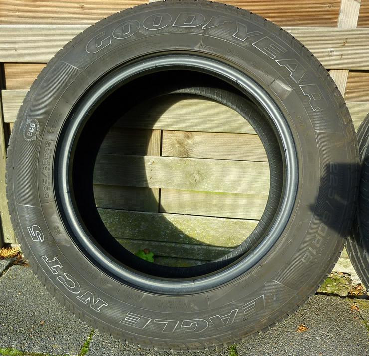 2x Sommer-Reifen, 225 / 60 R16 102H, Goodyear