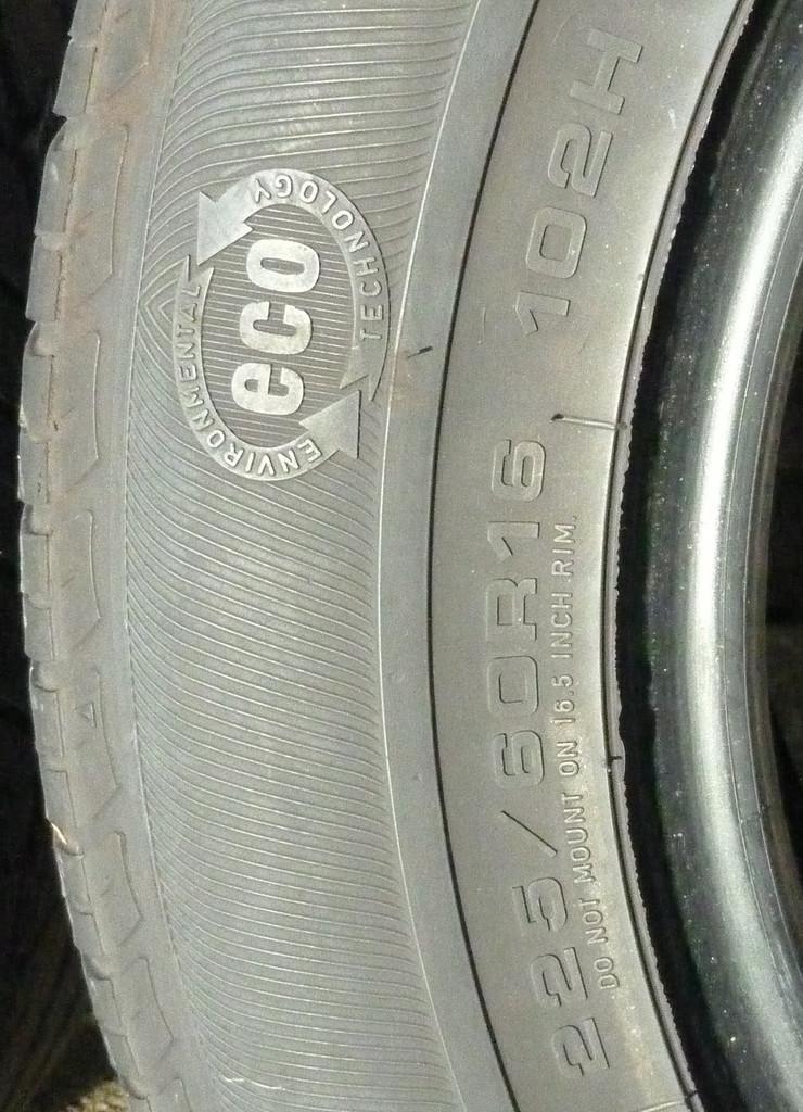 Bild 3: 2x Sommer-Reifen, 225 / 60 R16 102H, Goodyear