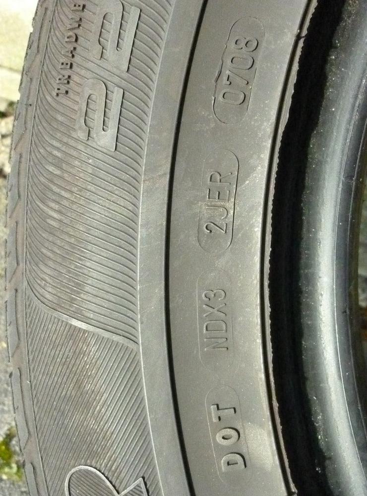 Bild 4: 2x Sommer-Reifen, 225 / 60 R16 102H, Goodyear