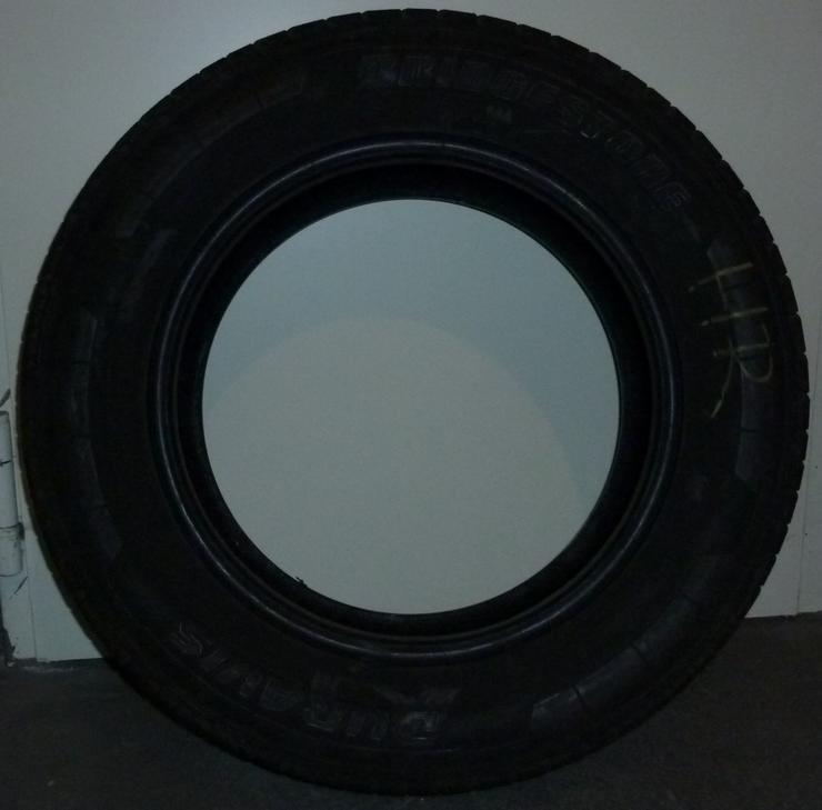 Bild 4: 2+2 Sommer-Reifen, 225 / 60 R16 102H, Bridgest.