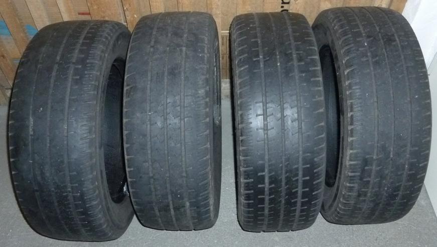 Bild 5: 2+2 Sommer-Reifen, 225 / 60 R16 102H, Bridgest.