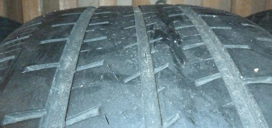 Bild 8: 2+2 Sommer-Reifen, 225 / 60 R16 102H, Bridgest.