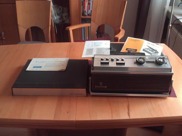 Tonbandgerät Grundig TK 241 de luxe