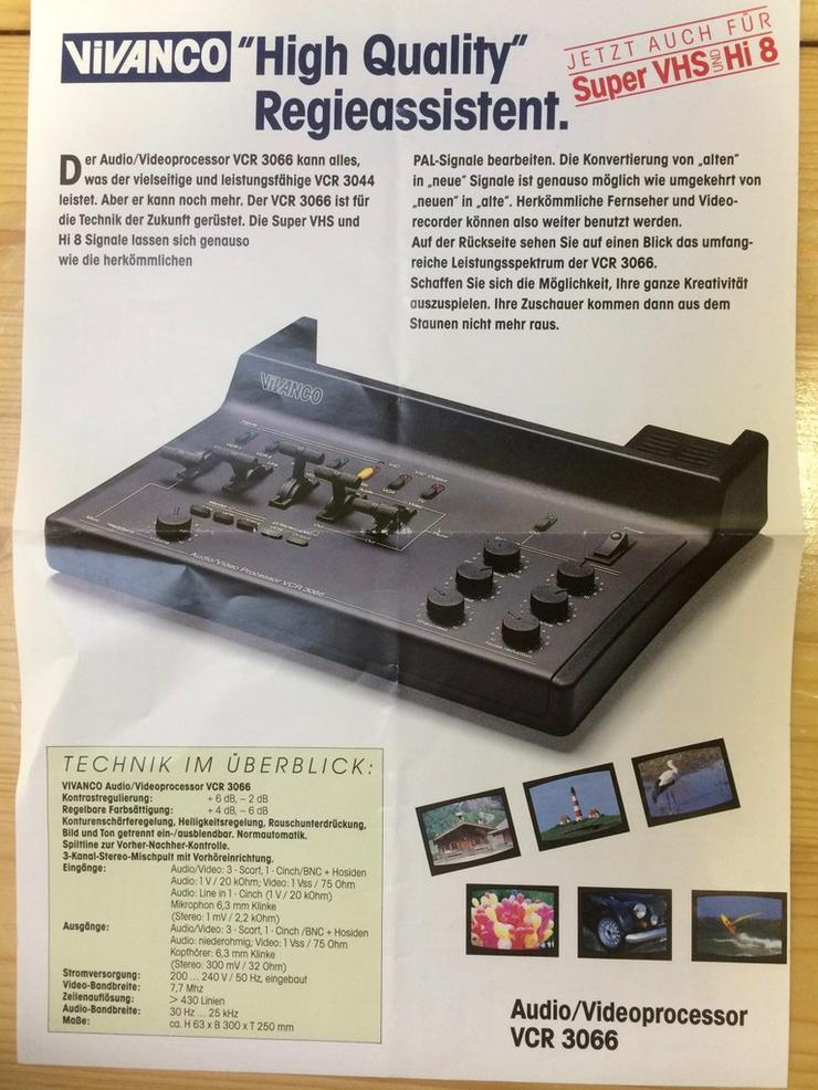 Bild 2: Vivanco VCR 3066