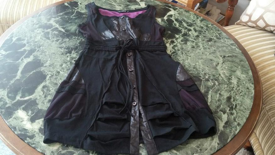 Damen Kleid Ballon Tunika Gr. M