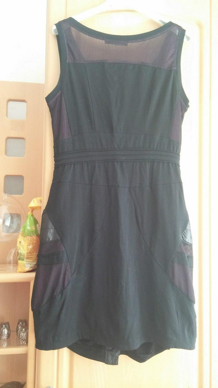 Bild 6: Damen Kleid Ballon Tunika Gr. M