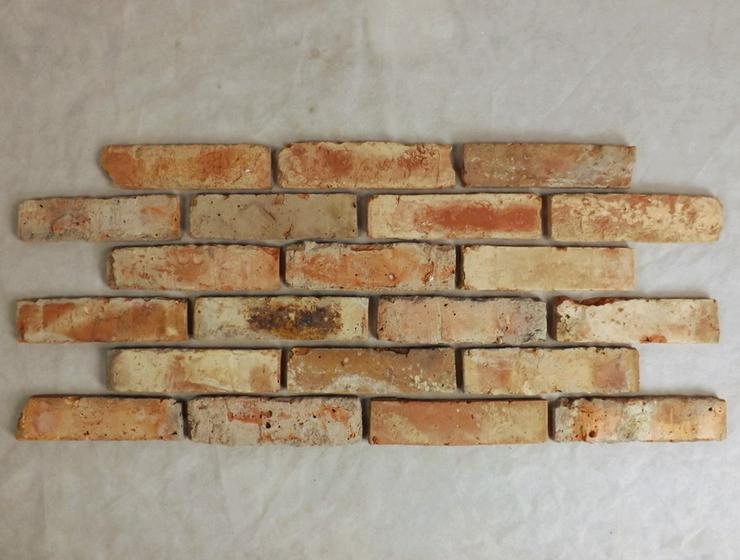 Antikriemchen Steinriemchen Mauerverblender