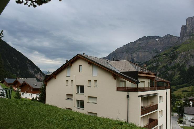 Zum Turm 5 Wohnungen in Leukerbad - Haus kaufen - Bild 1