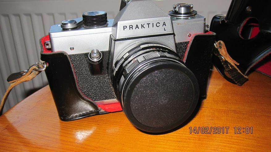 Fotoapparat - Analoge Spiegelreflexkameras - Bild 1