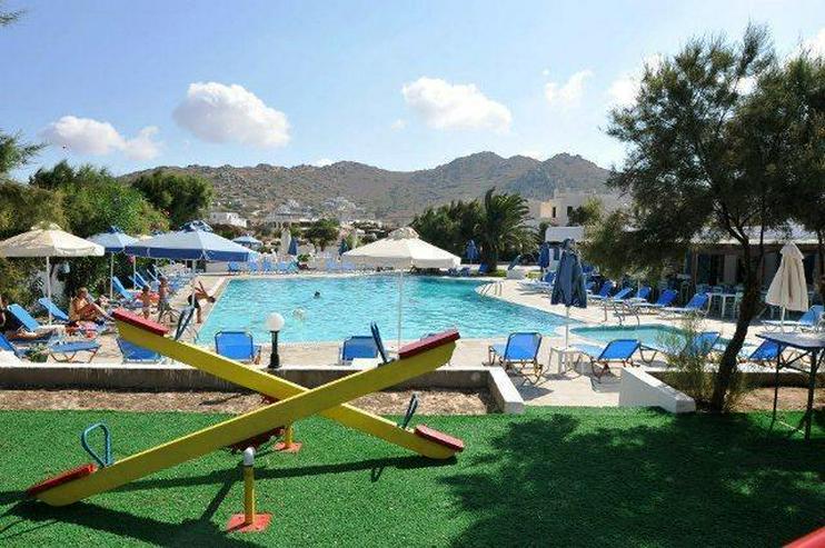 Bild 3: Insel Naxos., Hotelanlage direkt am Meer zu verkaufen!
