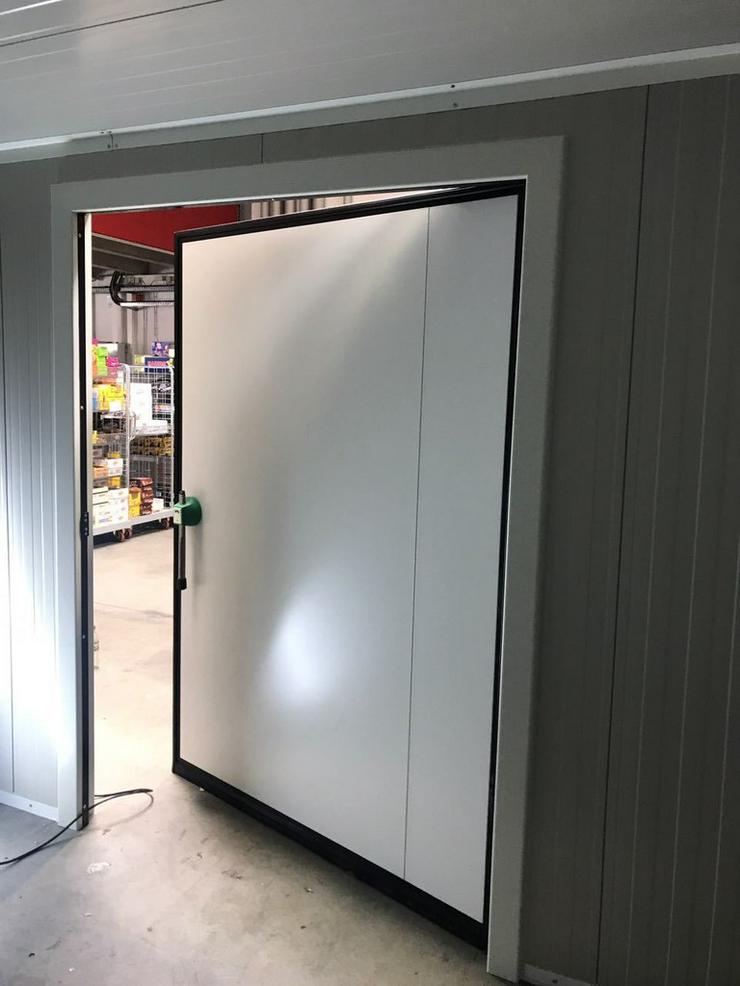 Bild 2: Kühlzelle 1,50m x 1,50m x 2,15m