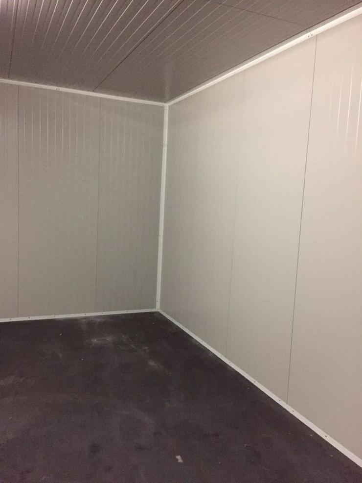 Bild 4: Kühlzelle 1,50m x 1,50m x 2,15m