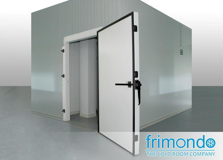 Tiefkühlzelle 2,00m x 2,00m x 2,25m - Sonstige Dienstleistungen - Bild 1