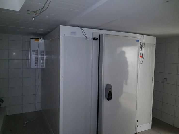 Bild 2: Tiefkühlzelle 2,00m x 2,00m x 2,25m