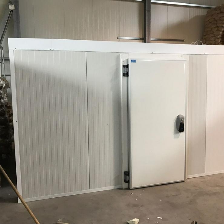 Bild 4: Tiefkühlzelle 2,00m x 2,00m x 2,25m