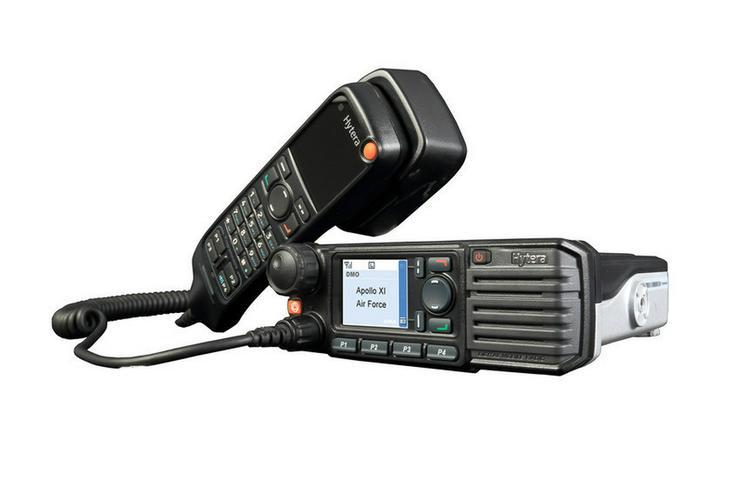 MD785  Betriebsfunkanlage m. Tastatur Handhörer