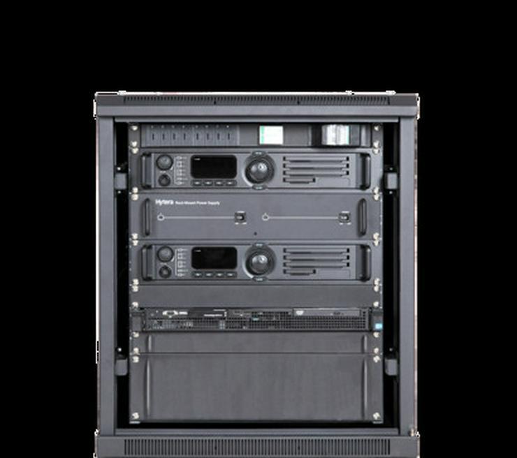 Bild 6: MD785  Betriebsfunkanlage m. Tastatur Handhörer