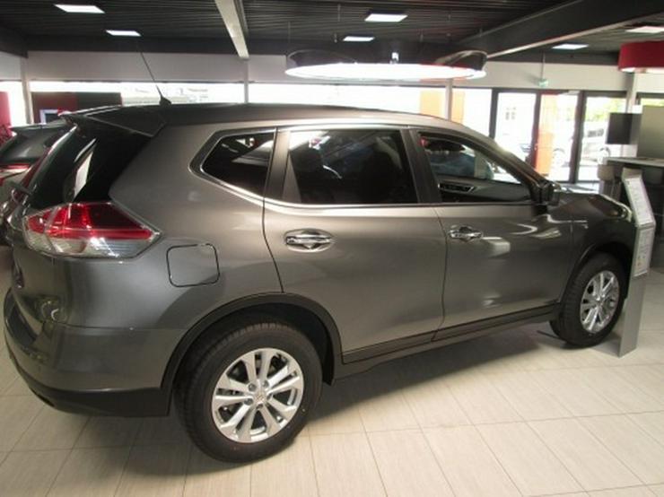 Bild 3: Nissan X-Trail 4x4 Acenta 7-Sitzer + Navi & 360°-Kamera+ Panoramaglasschiebedach