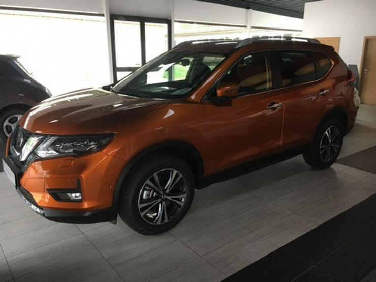 Nissan X-Trail 2.0 DCI X-Tronic 4x4 N-Connecta 7-Sitzer + PGD + Safety-Shield