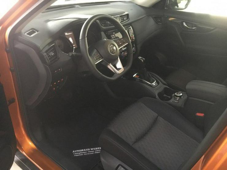 Bild 5: Nissan X-Trail 2.0 DCI X-Tronic 4x4 N-Connecta 7-Sitzer + PGD + Safety-Shield