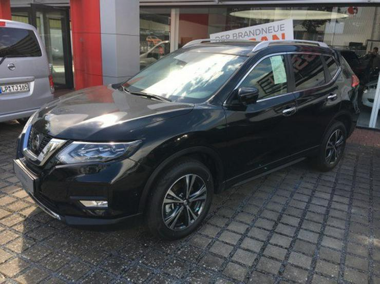 Nissan X-Trail 2.0 DCI X-Tronic 4x4 N-Connecta PGD + Safety-Shield