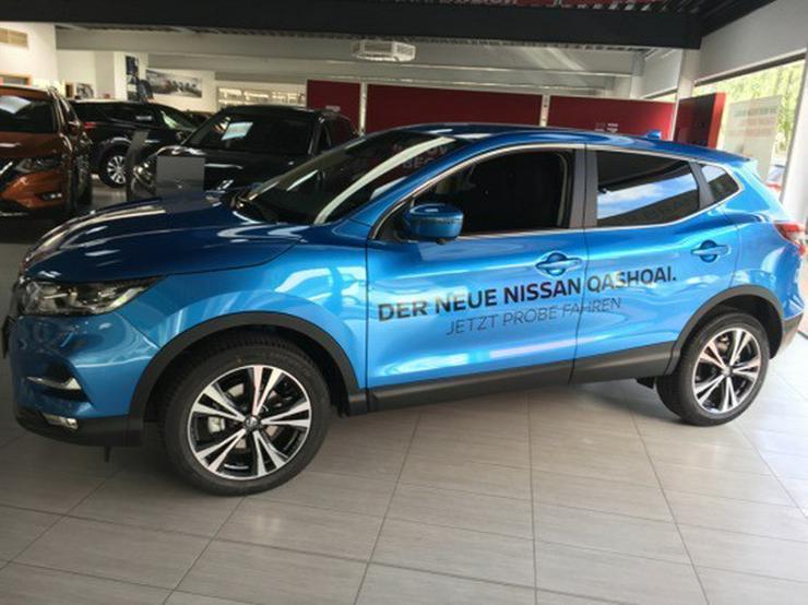 Nissan Qashqai N-Connecta 1.2 X-Tronic FACELIFT!  - Bild 1
