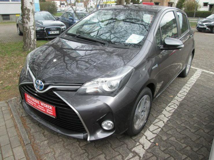 Toyota Yaris 1,5 Hybrid  Edition S
