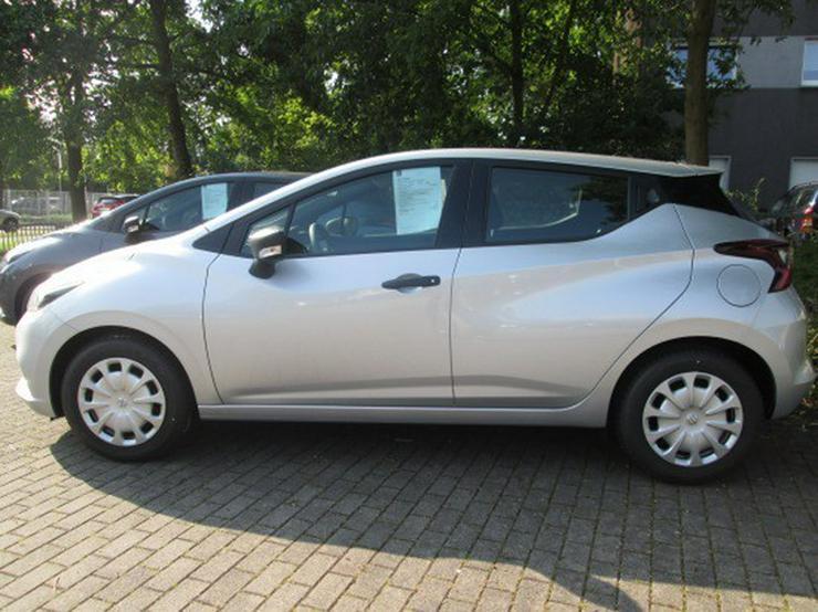 Bild 5: Nissan Micra Visia  Audio-Paket